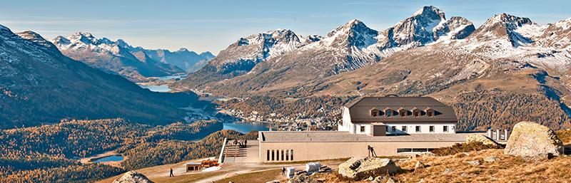 Muottas Muragl / Svizzera