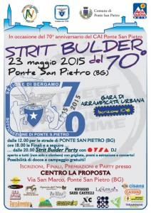 Locandina Stritbulder Ponte San Pietro 23 maggio copia